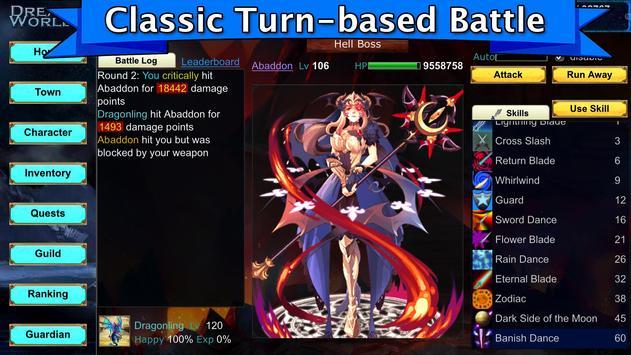 Dream World RPG screenshot 10