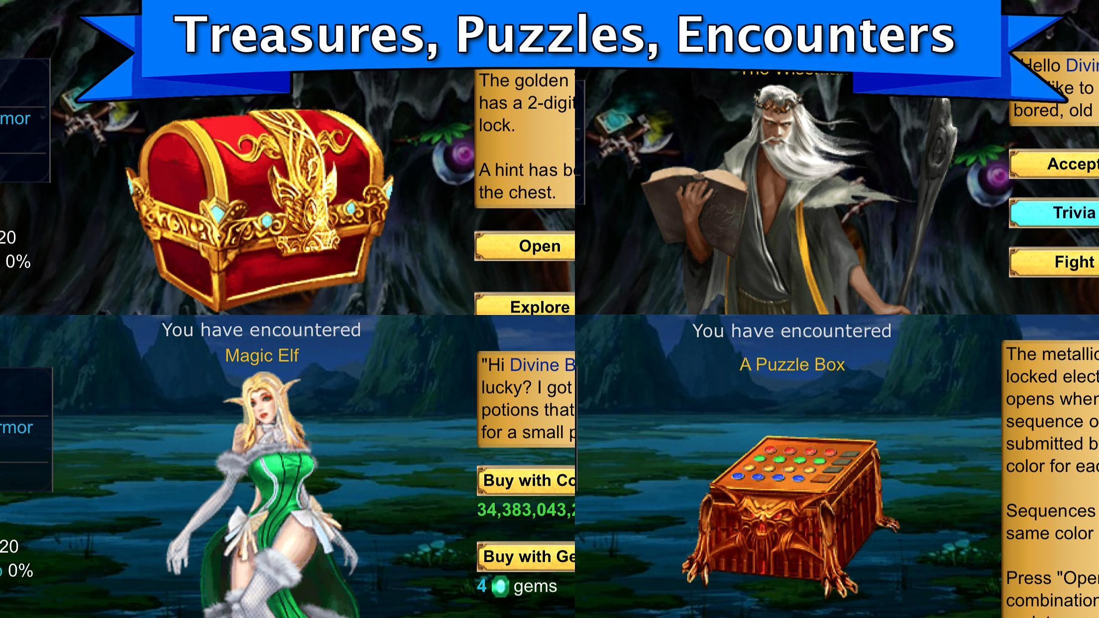 Dream World RPG for Android - APK Download