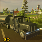 Off-road Real truck Simulator icon