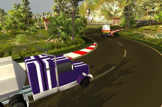 Off-road Real truck Simulator apk screenshot