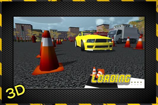 taxi car parking 2016 game apk screenshot