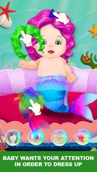 Mermaid Give Birth screenshot 3