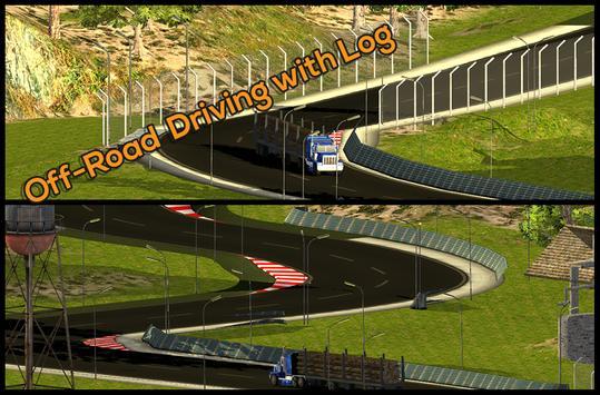 hill climb real truck driving apk screenshot
