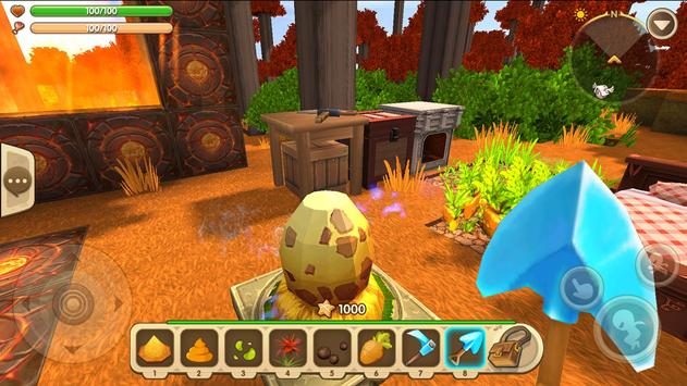 Mini World: Block Art apk screenshot