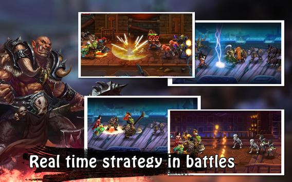 Heroes of Alpha Arena apk screenshot