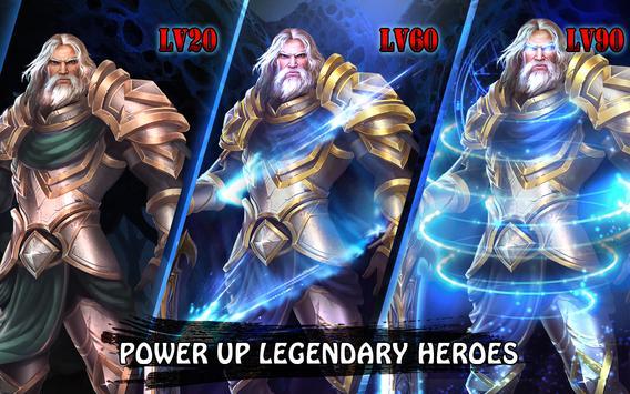 Heroes of Alpha Arena apk screenshot