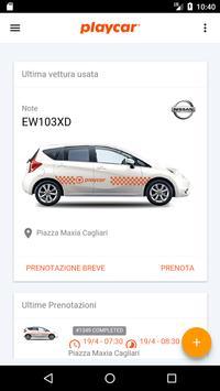 Playcar Car Sharing poster