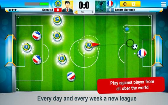 Mini Football Championship apk screenshot