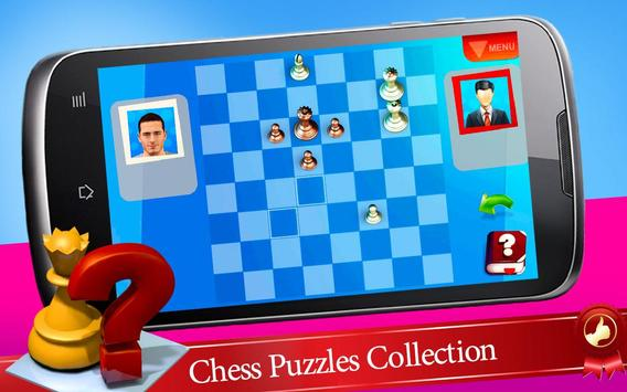 Chess Puzzles Collection apk screenshot