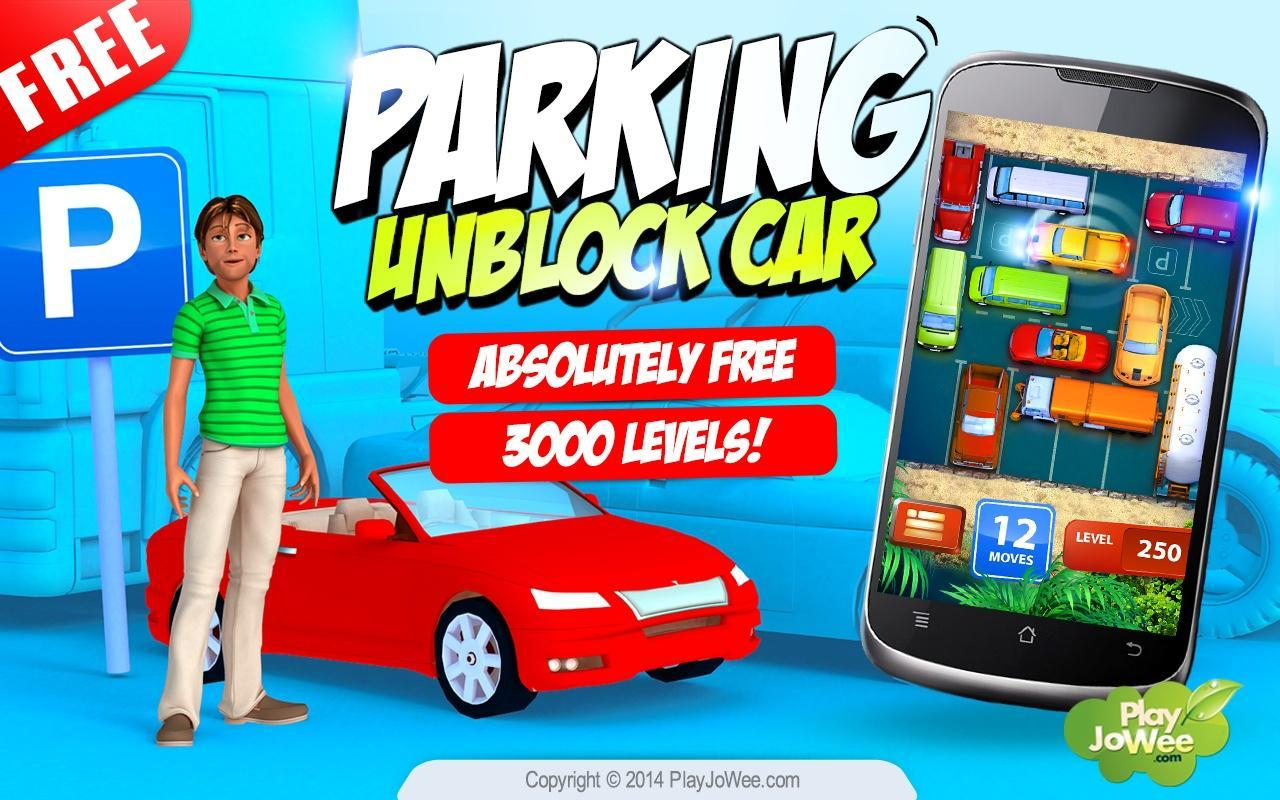 Free Play Car Parking Games Y