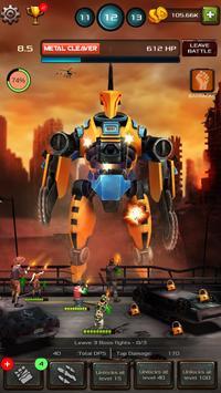 Tap Robots: Clicker Heroes RPG apk screenshot