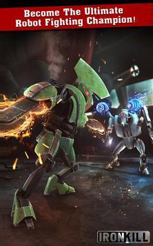 Iron Kill: Robot Games poster