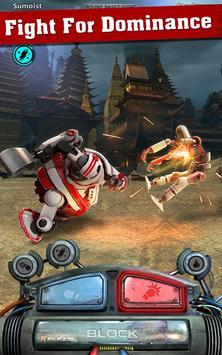رجل الالي قتال ألعاب apk تصوير الشاشة