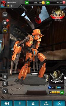Iron Kill: Robot Games apk screenshot