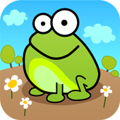 Tap the Frog: Doodle أيقونة