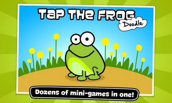 Tap the Frog: Doodle screenshot 17