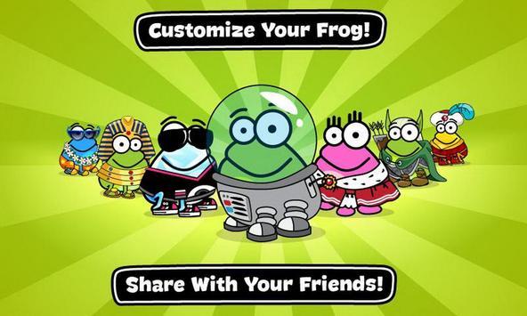 Tap the Frog: Doodle screenshot 10