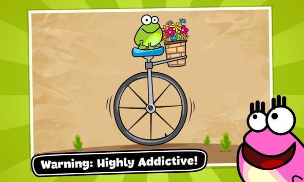 Tap the Frog: Doodle apk screenshot