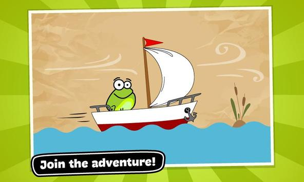 Schermata apk Tap the Frog: Doodle