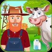 Cow Farm Day - Farming Simulator icon