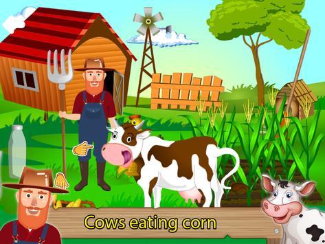 Cow Farm Day - Farming Simulator screenshot 14