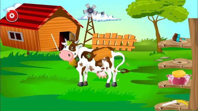 Cow Farm Day - Farming Simulator screenshot 1