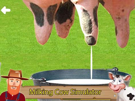 Cow Farm Day - Farming Simulator screenshot 8