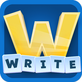 Write - Logic, Puzzle, Word game (Unreleased) icon