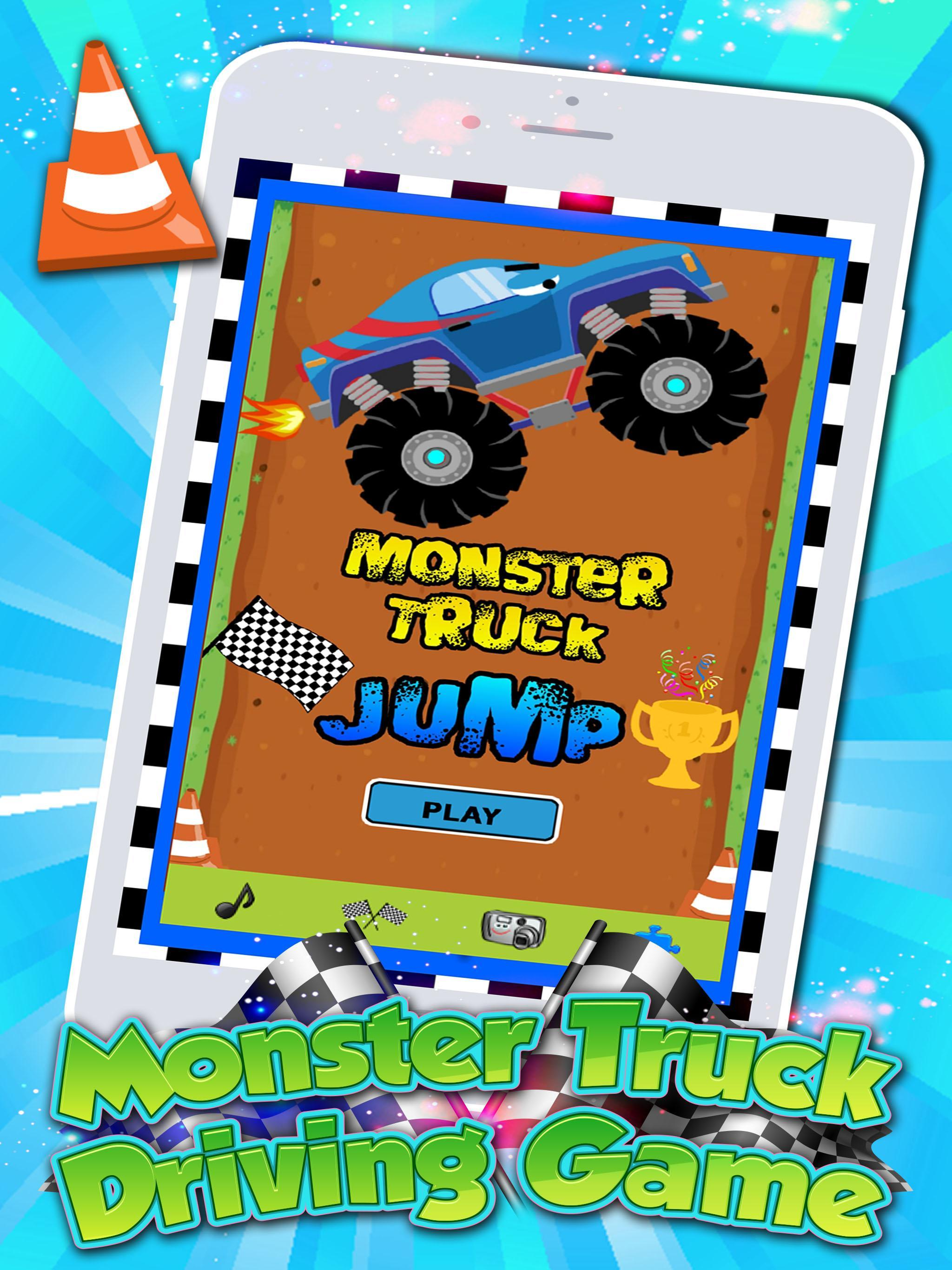 Monster Truck Games Easy Kids for Android - APK Download
