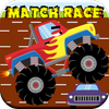 Monster Truck Games Free 圖標