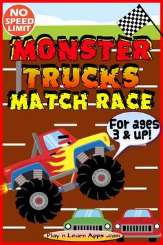 Monster Truck Games Free poster