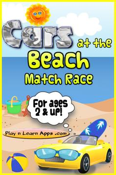 Kids Cars Game poster