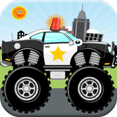 Police Car and Firetruck Games icon