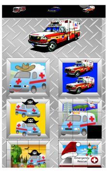 Police Car and Firetruck Games apk screenshot