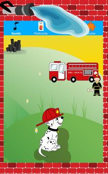 Fire Trucks Games For Kids apk screenshot