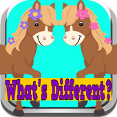 Horse Game For Toddlers Free icon