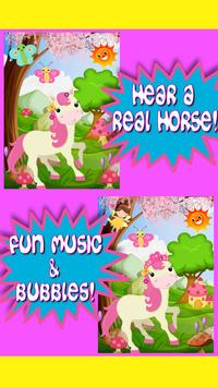 Horse Game For Toddlers Free apk screenshot