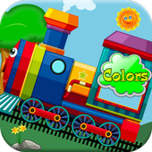Train Game For Toddlers Free icon