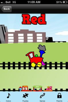 Train Game For Toddlers Free poster