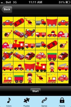 Train Game For Toddlers Free apk screenshot