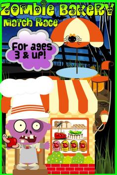 Zombie Game for Kids poster