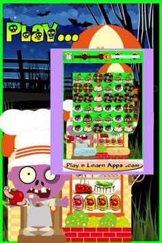 Zombie Game for Kids screenshot 1