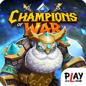 Champions Of War - COW icon