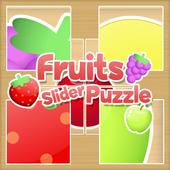 Sliding Puzzle - Fruits icon