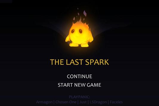 Last Spark poster