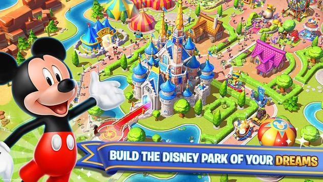 Disney Magic Kingdoms. poster