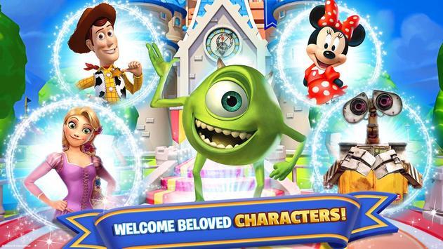 Disney Magic Kingdoms. screenshot 1