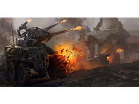 حرب العرب - لعبة دبابات و اكشن apk screenshot