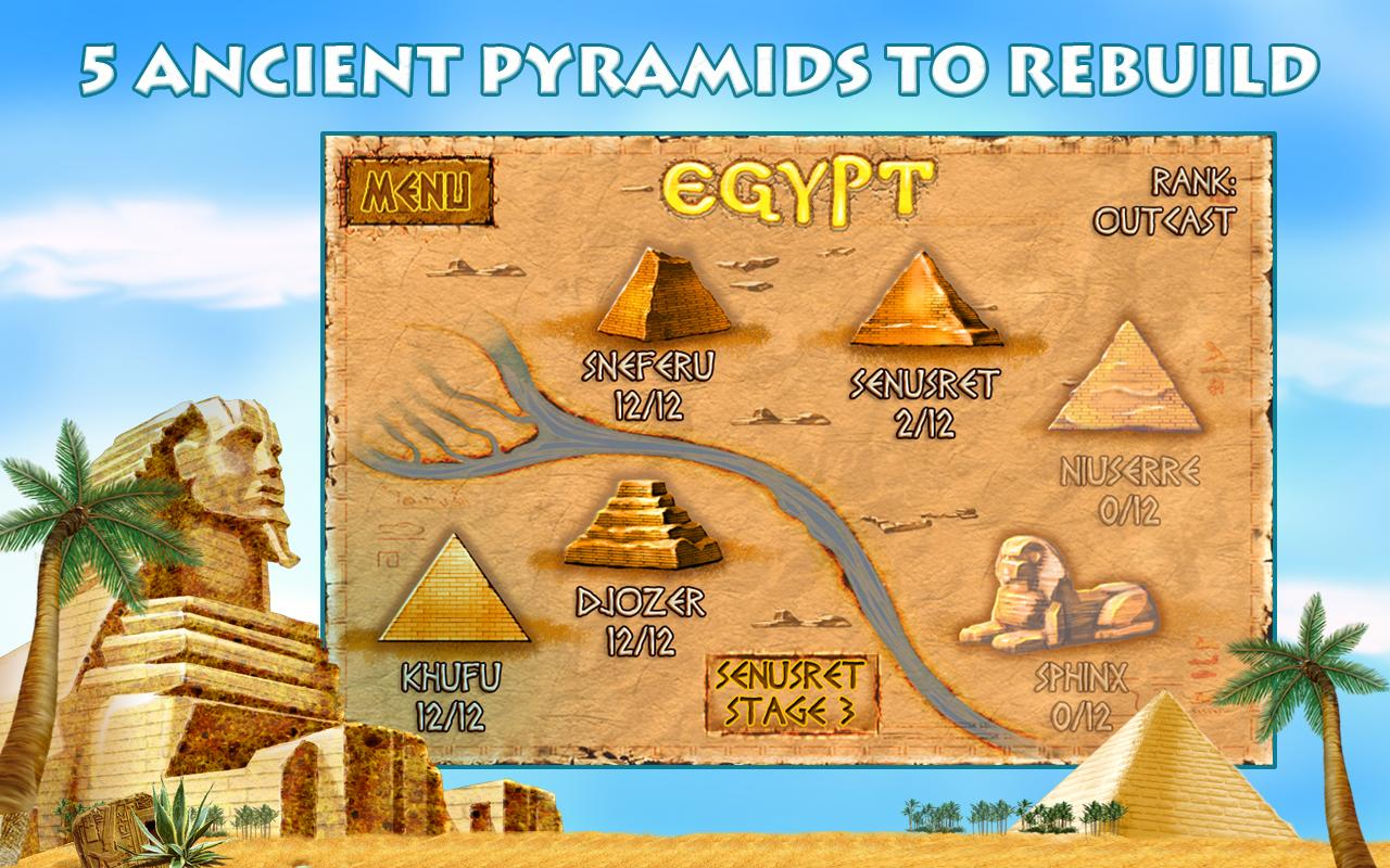 Brickshooter egypt » android games 365 free android games download.