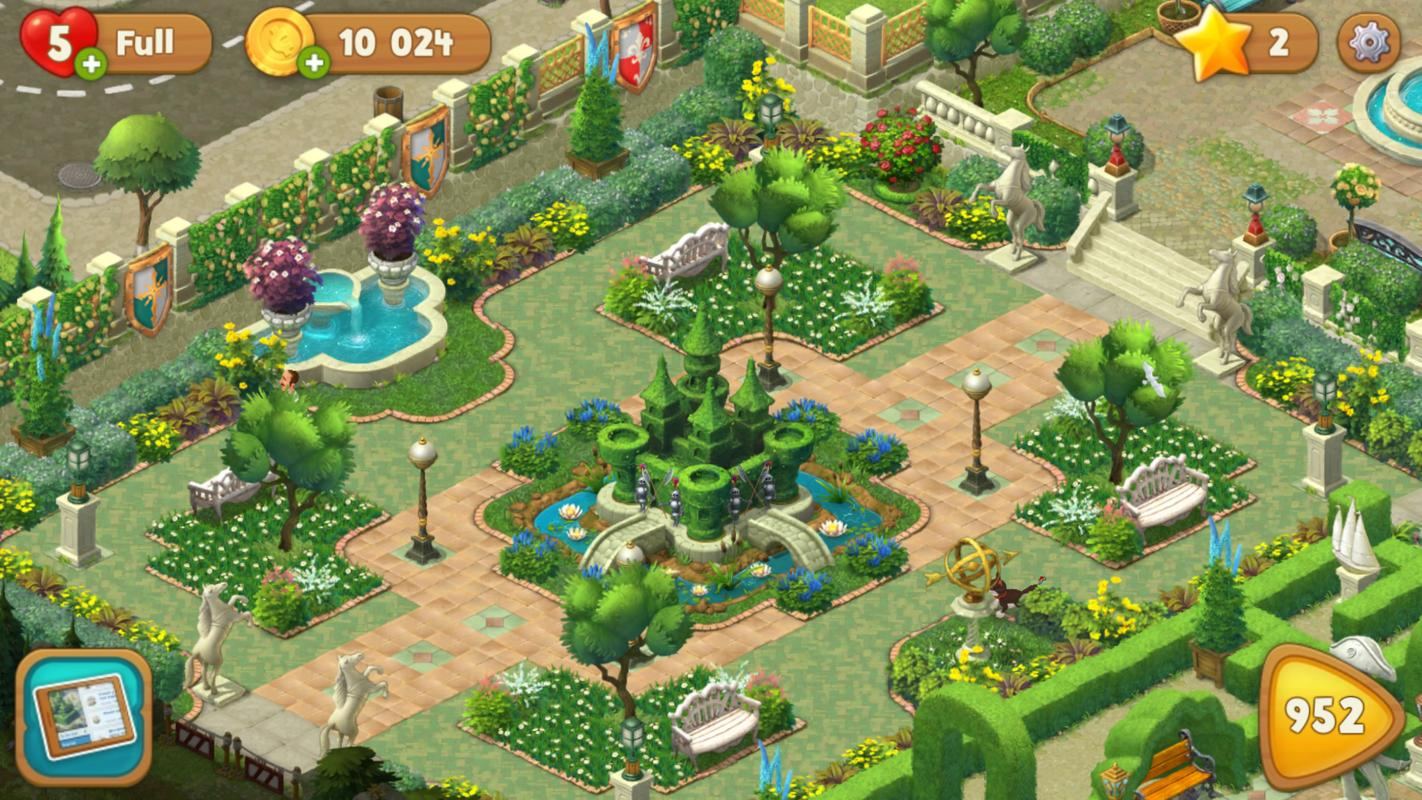 Gardenscapes Download Deutsch Vollversion